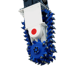 new AME Chain Drum Cutter (DC-40) Suitable for 35-50 Ton Excavator drum cutter