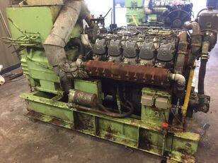 MERCEDES-BENZ W 315 S4A diesel generator