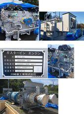 new KAWASAKI 12MW, GAS-TURBINE POWER PLANT gas generator