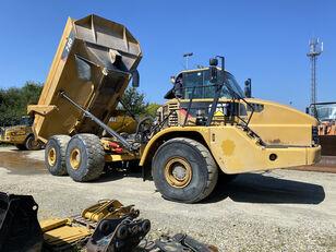 CATERPILLAR 740 articulated dump truck