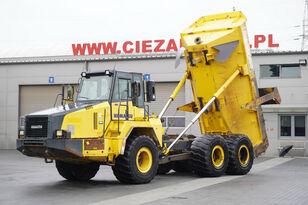 KOMATSU HM 300-2 , 6X6 , 27t / 16.6m3 , ROPS , A/C , camera  articulated dump truck