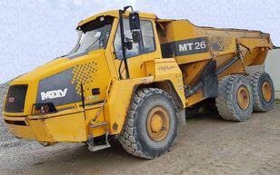 MOXY MT26 articulated dump truck
