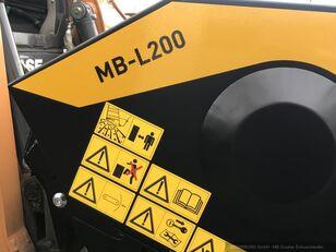 new MB Crusher  Serie MB-L von crushing plant