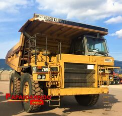 CATERPILLAR 769D haul truck