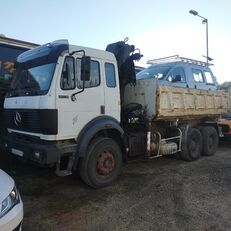 MERCEDES-BENZ 2631 haul truck