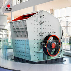new Liming China new quality hydraulic 70tph rock impact crusher for sale A impact crusher