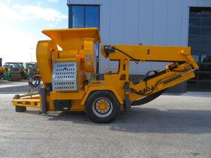BARFORD 640 J mobile crushing plant