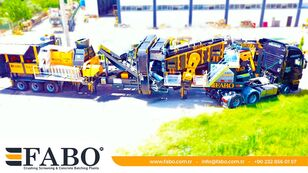 new FABO FULLSTAR-60 Crushing, Washing & Screening  Plant mobile crushing plant