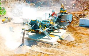 new FABO PRO-150 MOBILE CRUSHING & SCREENING PLANT | BEST QUALITY mobile crushing plant