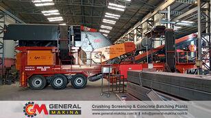 new GENERAL MAKİNA GNR 01 Mobile Crusher Plant mobile crushing plant