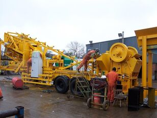new GOODWIN BARSBY Mondial 55 mobile crushing plant