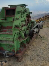 HAZEMAG D4400 mobile crushing plant