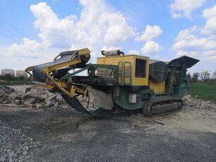 JF MASCHINEN mobile crushing plant