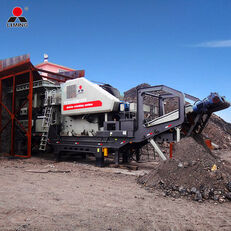 new Liming Factory Supplying Mobile Model Frame Construction Series Jaw Cru mobile crushing plant