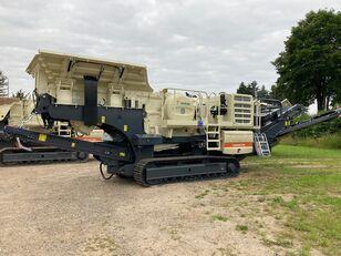 METSO LT96 mobile crushing plant
