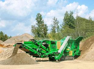 new McCLOSKEY i44R mobile crushing plant
