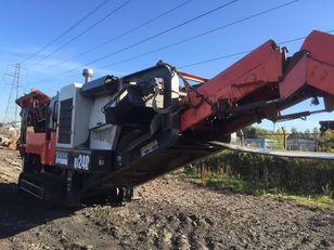 SANDVIK QJ240 mobile crushing plant