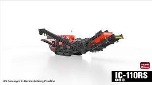 new TEREX-FINLAY I-110RS  mobile crushing plant