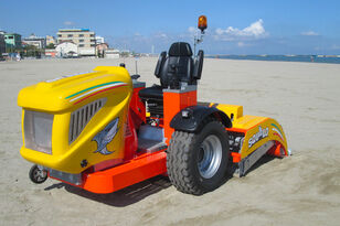 new Squalo beach cleaner