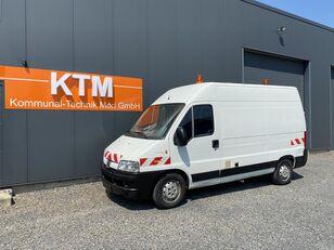 PEUGEOT Peugeot Boxer Kanal-TV IBAK LISY, Orpheus, Orion sewer jetter truck