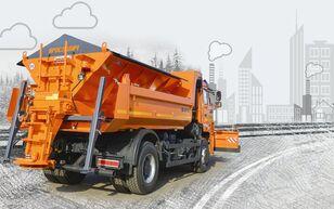 new KAMAZ 53605 - КДМ 76-10 universal communal machine