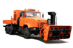 new KRAZ 6511С4 universal communal machine