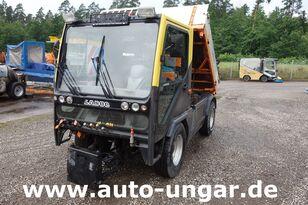 MULTICAR Ladog T 1400 4x4x4 Kipper Kommunal Allrad Allradlenkung Motorsch universal communal machine
