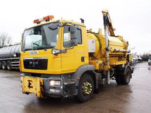 MAN TGM 18.250 vacuum truck