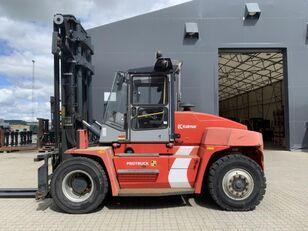 KALMAR DCE100-6 container handler
