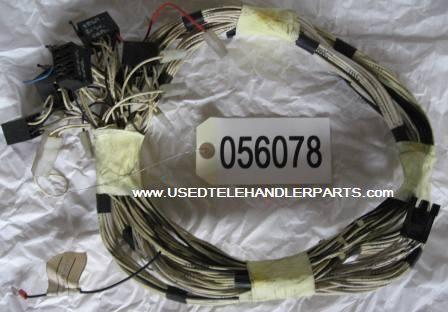 kabeláž MERLO (056078) spare parts for MERLO wheel loader